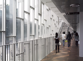 Ewha Womans University | Universités | Dominique Perrault