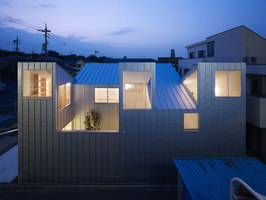 Complex House | Casas Unifamiliares | Tomohiro Hata Architect and Associates