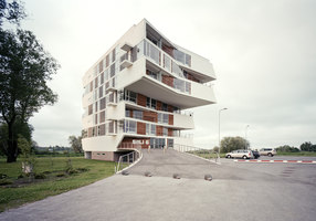 The River - Jõekaare Residential Tower | Case plurifamiliari | Atelier Thomas Pucher