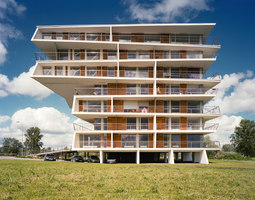 The River - Jõekaare Residential Tower | Apartment blocks | Atelier Thomas Pucher