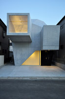 House in Abiko | Detached houses | Fuse-Atelier