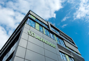 KRONE Technology Centre | Manufacturer references | PALMBERG