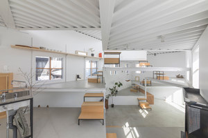 House in Miyamoto | Living space | Tato Architects