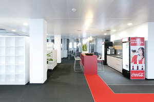 Coca-Cola Ratingen | Manufacturer references | Carpet Concept