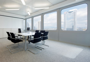 Silver Tower | Manufacturer references | Carpet Concept