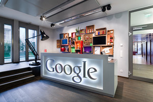 Google Office, Düsseldorf | Manufacturer references | Carpet Concept