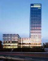 New build Head office of the Süddeutscher Verlag | Manufacturer references | Carpet Concept