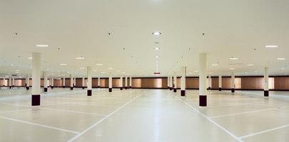 Novartis Campus Main Gate & Car Park | Edifici per uffici | Marco Serra Architekt