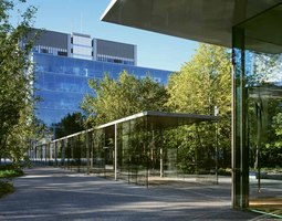 Novartis Campus Main Gate & Car Park | Office buildings | Marco Serra Architekt