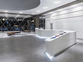 Umbau des Domforums Köln | Herstellerreferenzen | DuPont Corian