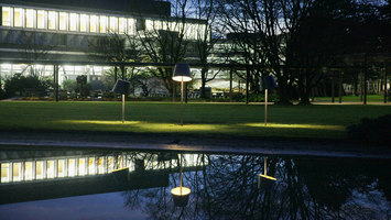 ETH Campus Hönggerberg Outdoor lighting | Manufacturer references | BURRI