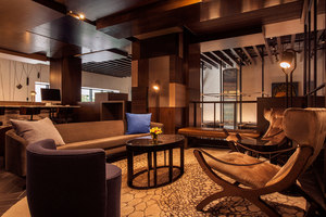 Hotel EMC2 | Hotel interiors | Rockwell Group