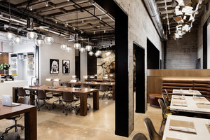 Neuehouse LA | Office facilities | Rockwell Group