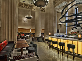 Nobu Downtown | Restaurant-Interieurs | Rockwell Group