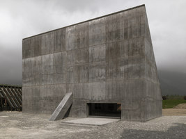 Plantahof Auditorium | Schools | Valerio Olgiati