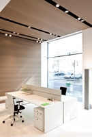 Showroom Blue Milano di Fantoni Group | Manufacturer references | Fabbian