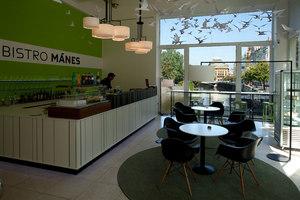 Bistro Mánes | Manufacturer references | Zeitraum