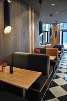 Cafe Sjakk Matt Tinghuset | Manufacturer references | Zeitraum