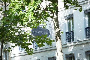 Hotel Chavanel | Manufacturer references | Zeitraum