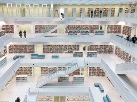 Stadtbibliothek Stuttgart | Herstellerreferenzen | Zeitraum