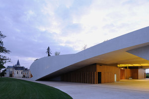 Château Cheval Blanc | Industrial buildings | Atelier Christian de Portzamparc