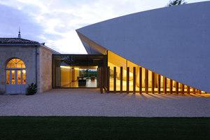 Château Cheval Blanc | Construcciones Industriales | Atelier Christian de Portzamparc