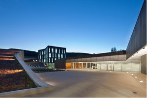 Institutional Winery 'La Grajera' (La Rioja) | Industrial buildings | Virai Arquitectos