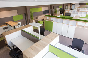 Open Space Office | Manufacturer references | Febrü