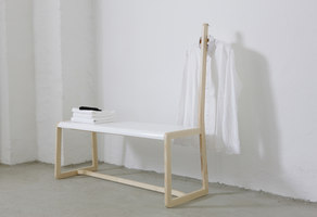Bench | Prototypes | Jannis Ellenberger