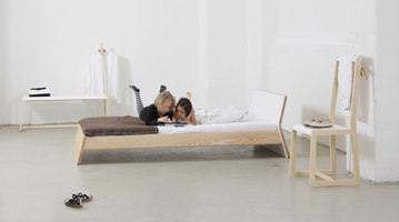 Bed | Prototypes | Jannis Ellenberger