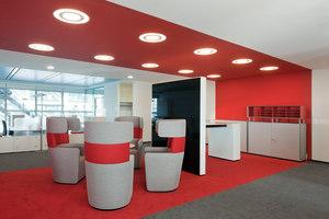 Bügelbauten Berlin | Manufacturer references | Trilux