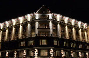 Grand Hotel Kempinski | Manufacturer references | Trilux