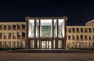 Provincial Building Limburg | Manufacturer references | Trilux