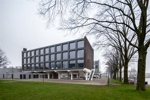 Marine Base Amsterdam Building 27E | Bürogebäude | bureau SLA