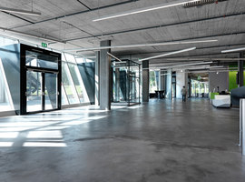 Umweltarena Spreitenbach | Office buildings | rené schmid architekten ag