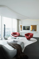 Penthouse, Saint Petersburg | Living space | Tchoban Voss architects