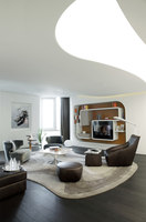 Penthouse, Saint Petersburg | Espacios habitables | Tchoban Voss architects