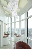 Penthouse, Saint Petersburg | Living space | nps tchoban voss Berlin