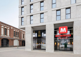 Meininger Hotel am Postbahnhof, Berlin | Hotels | Tchoban Voss architects