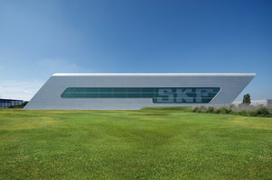 SKF Test Centre | Infrastructure buildings | Tchoban Voss architects