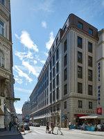 Residential Complex KORB ETAGEN, Brandstätte 7 | Office buildings | BEHF Architects