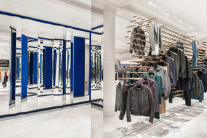 Selfridges Designer Menswear Space | Shop-Interieurs | Alex Cochrane Architects