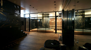 The Private Spa | Spa facilities | Alessandro Isola Ltd.