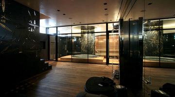 The Private Spa | Spa Anlagen | Alessandro Isola Ltd.