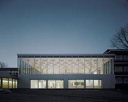 Eckenberg Gymnasium school | Herstellerreferenzen | OFFECCT