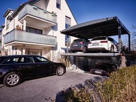 Korntal – Parklift 462 D | Manufacturer references | Wöhr