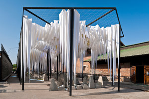Water Cathedral | Installationen | GUN Architects