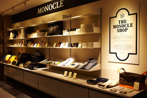The Monocle Cafe | Manufacturer references | MARUNI