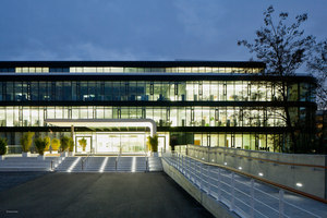 BGV Headquarter | Manufacturer references | H. Waldmann