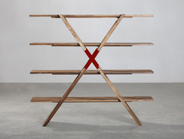 X-shelving | Prototypes | Gabriela Bellon